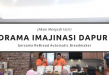Drama Imajinasi dapur