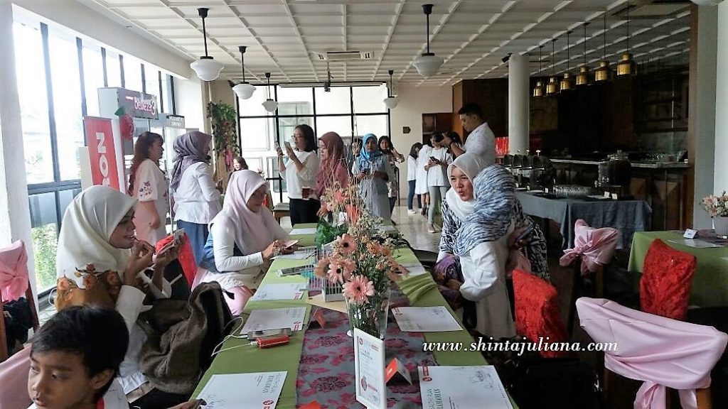 "Suasana womentalk class ""Healthy Plan for Ramadan"""