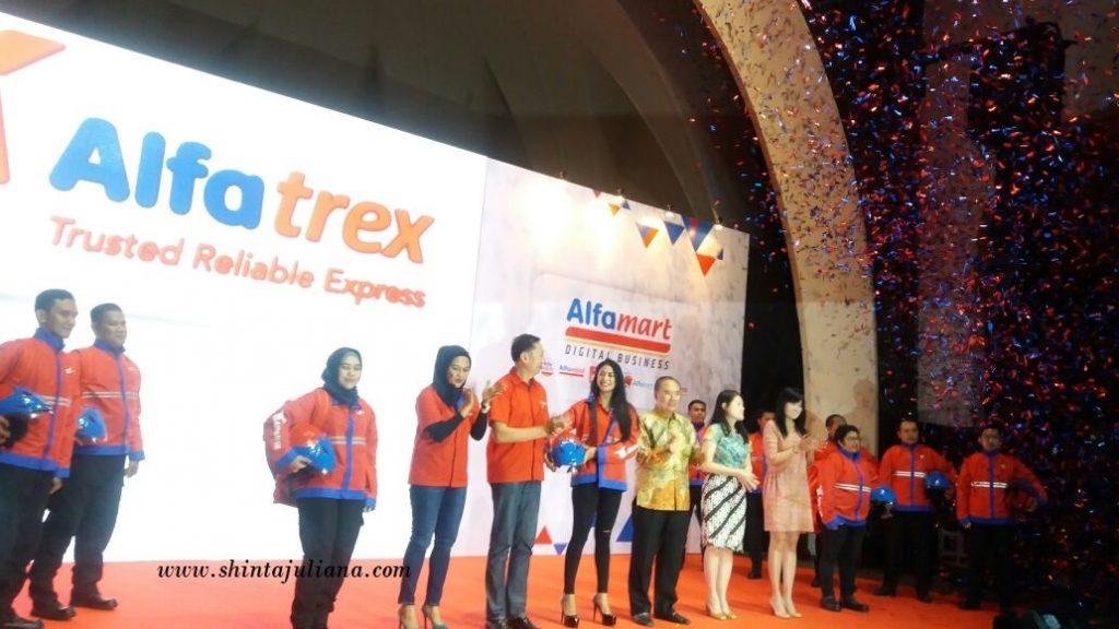 launching alfatrex