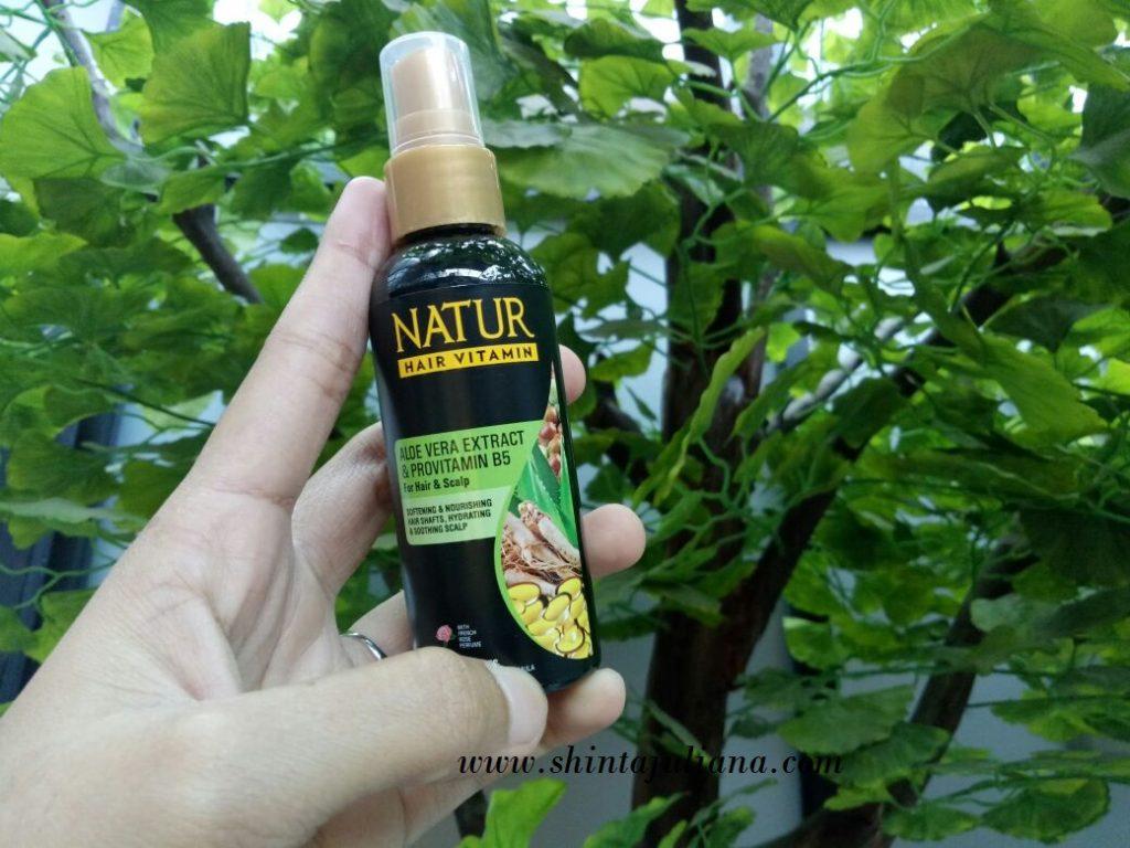 Hair vitamin dari natur