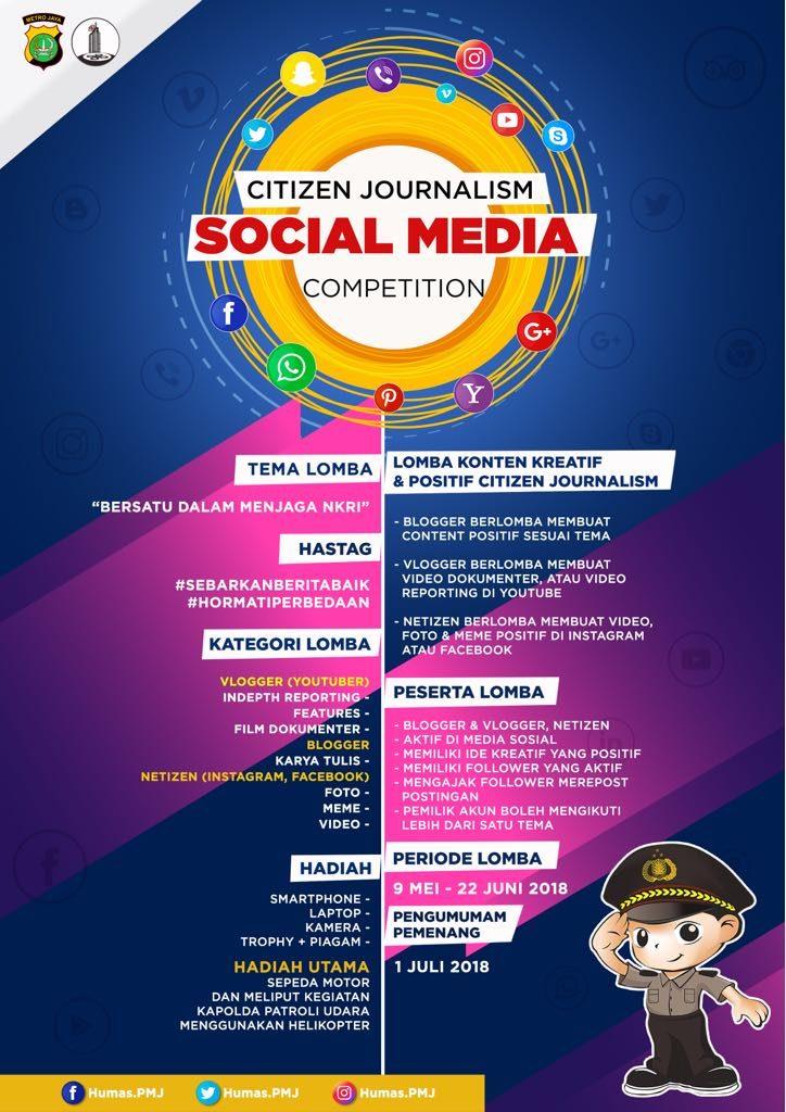 citizen journalism dan sosial media competition