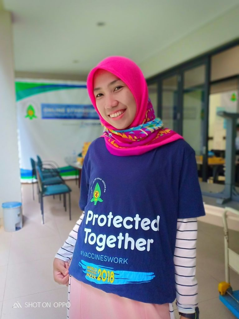 Protected Together Vaccines work
