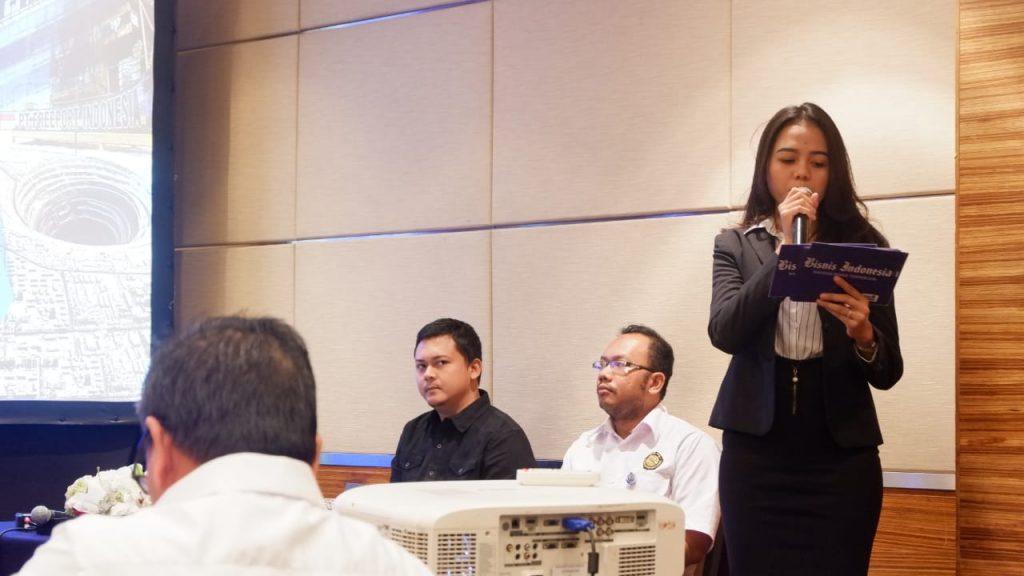 Diskusi Terbatas Skenario Bisnis Pasca Akuisisi Freeport