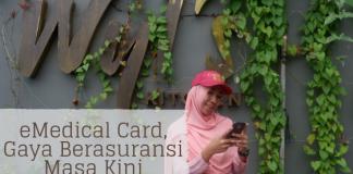 eMedical Card, Gaya Berasuransi Masa Kini