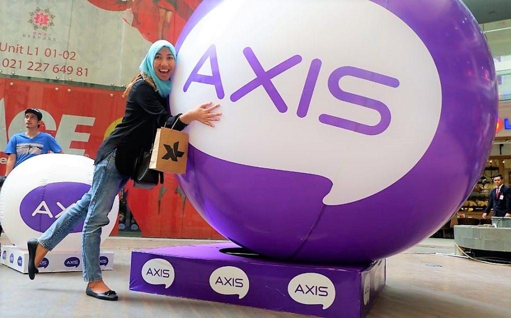Axis sebagai brand anak muda
