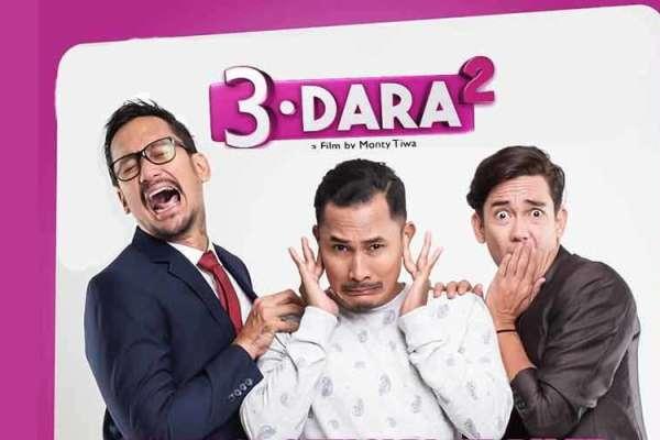 Belajar Dari Kisah Afandi, Jay dan Richard dalam Film 3 Dara 2