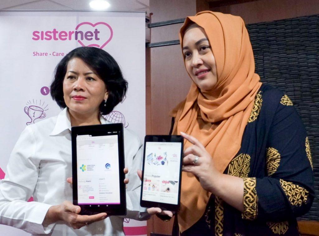 Peluncuran Modul pintar sisternet