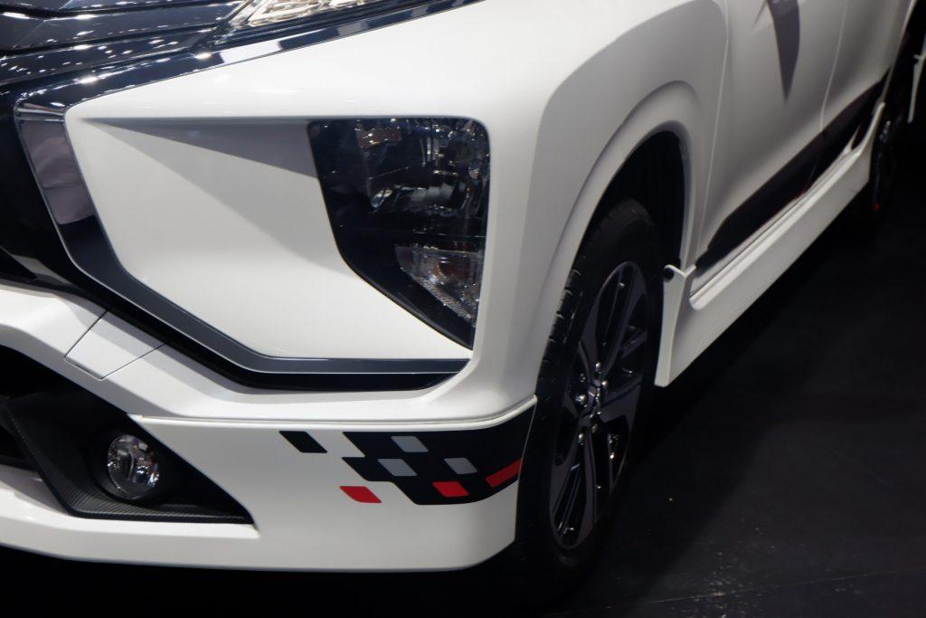 Desain sporty dari Xpander Limited