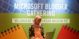 Menjadi LIfestyle Blogger dengan Modern PC