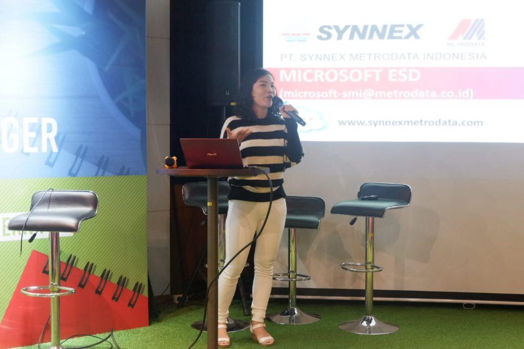 Vivin Alianto, Product Manager, Synnex Metrodata Indonesia