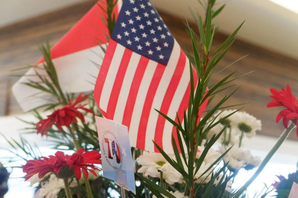 Peringatan HUT 70th Hubungan Diplomatik Indonesia – Amerika 2